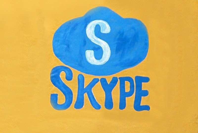 Usare Skype per imparare online l'italiano
