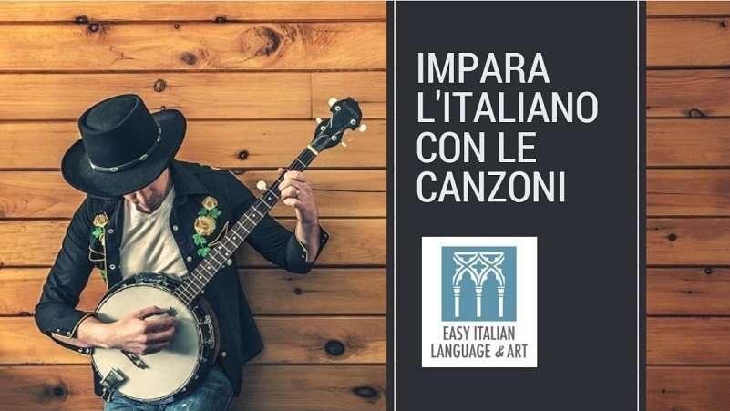 Perché imparare l'italiano con le canzoni?