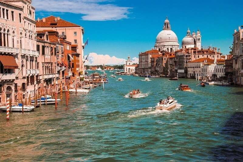 A trip to Venice to learn Italian in an easy way