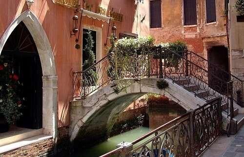 Italian school in Venice